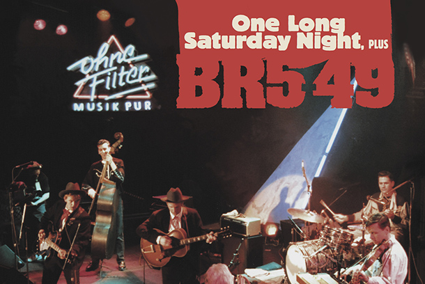 """Album Review: """"BR5-49: One Long Saturday Night"""""""