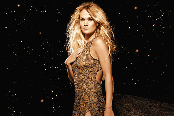 "Carrie Underwood (Feat. Ludacris) – ""The Champion"""