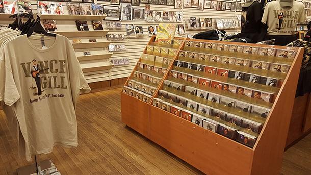 VinceGillInStore