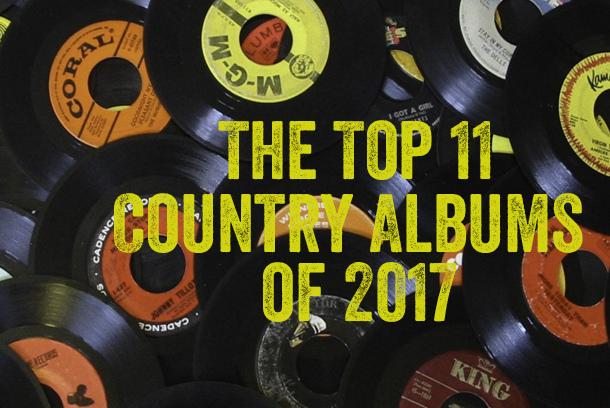 The Top 11 Country Albums of 2016
