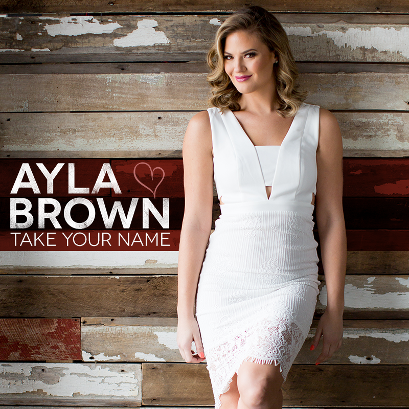 AylaBrown_TakeYourName_Artwork