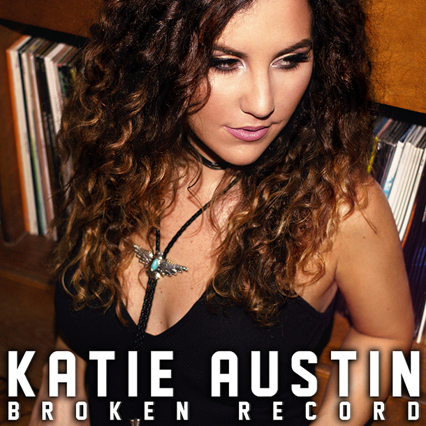 Broken Record Single Cover
