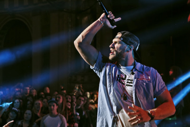 Chase Rice Signs With BBR Music Group