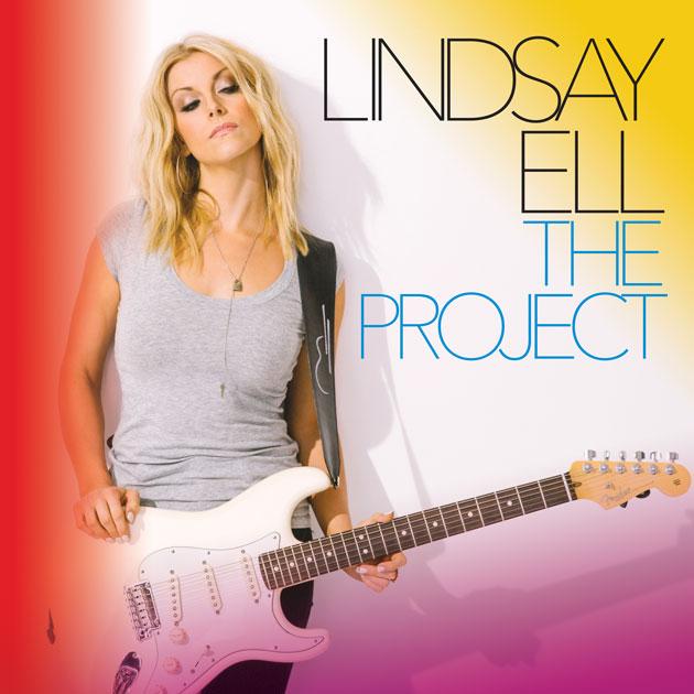 LindsayEllTheProjectCover