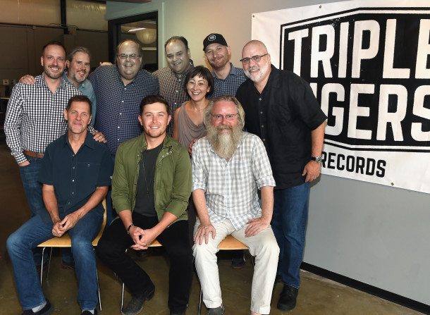 Scotty McCreery Label Signing