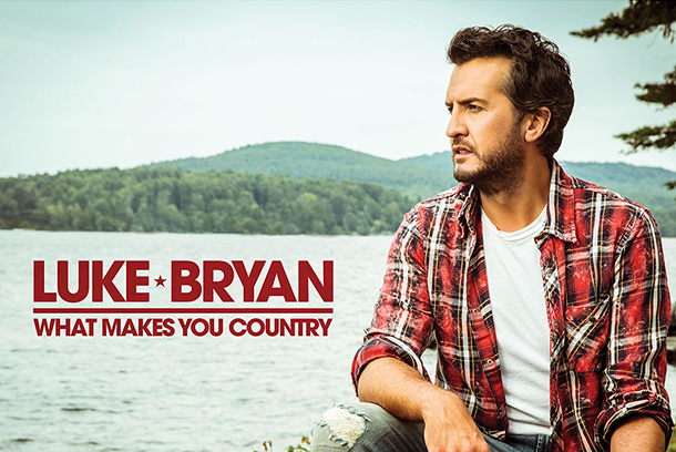 """Album Review: Luke Bryan – """"What Makes You Country"""""""