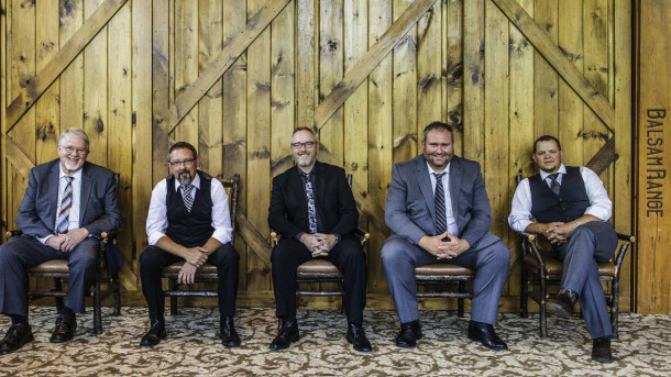 Roots Music Stalwarts Balsam Range Releases Christmas EP