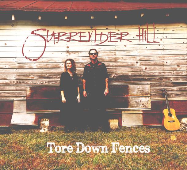 SurrenderHill_ToreDownFences_albumcover