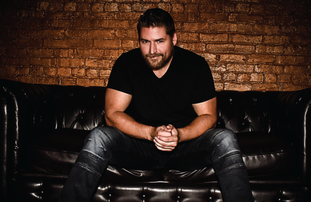 """Exclusive World Premiere: Jimmy Charles – """"God And A Woman"""""""
