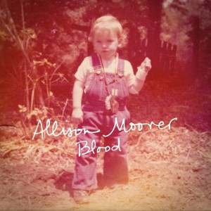 AllisonMoorer_Blood_AlbumCover