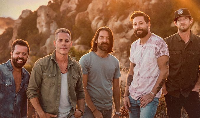 "Old Dominion ""We Are Old Dominion"" Tour Set For US Stages"