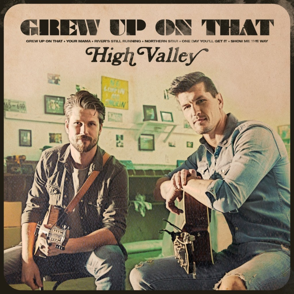 HighValley2020-EPCover