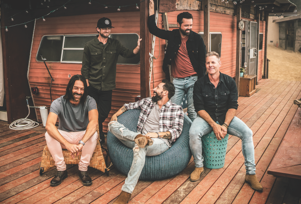 Old Dominion Release Two New Songs to digitial outlets over 4th of July weekend